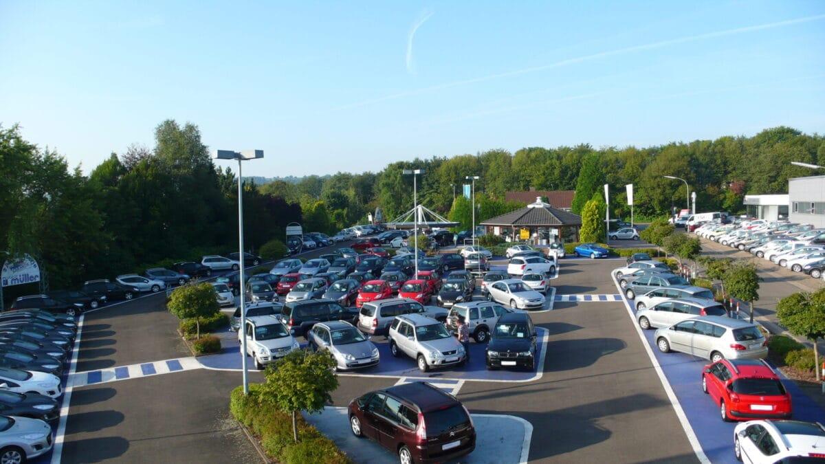 Die Auto-Galerie Losheim Gebrauchtwagenhändler