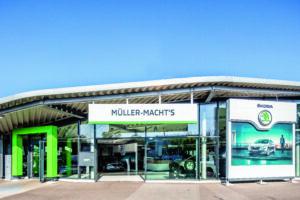 Skoda Autohaus Müller-machts Saarlouis