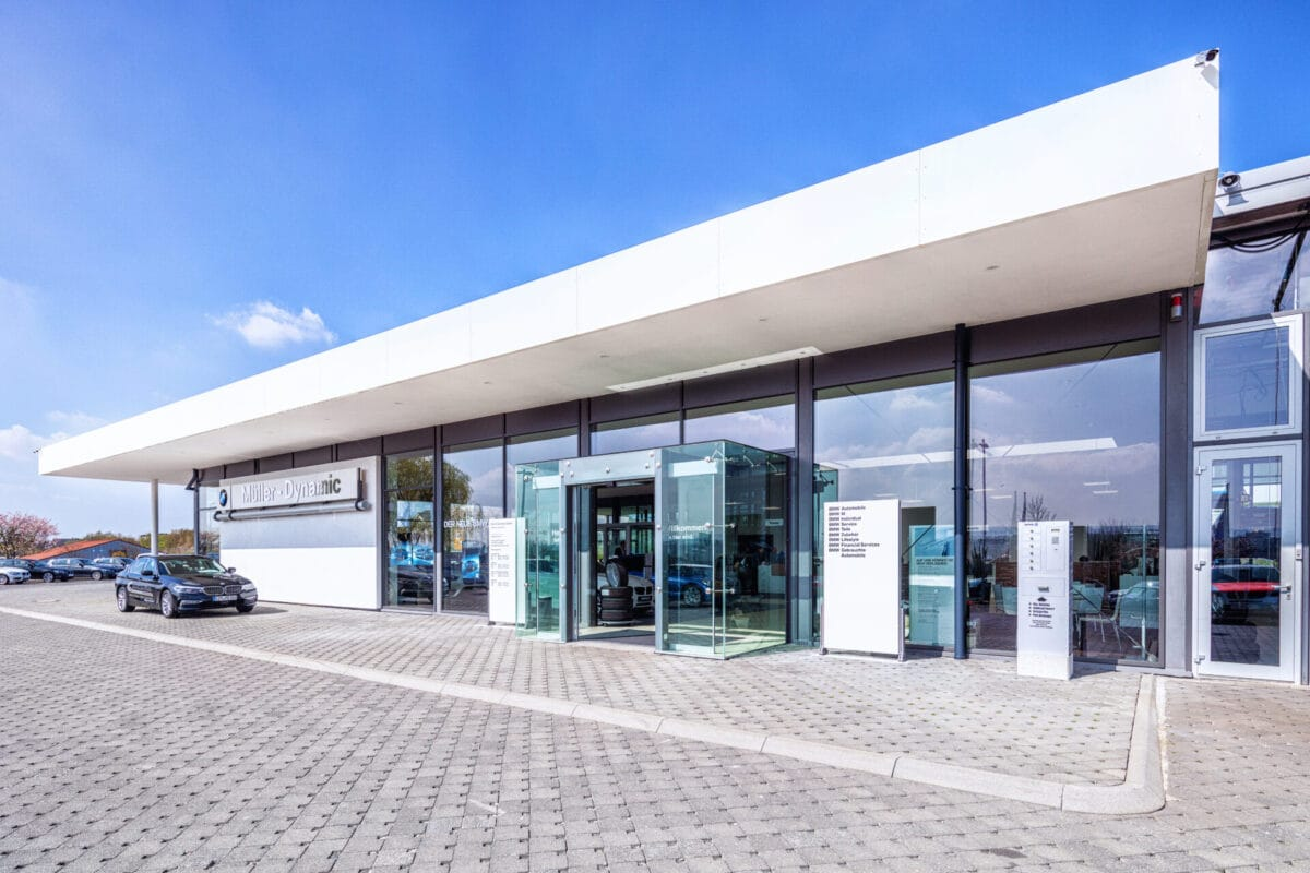BMW Müller Dynamic Autohaus Simmern