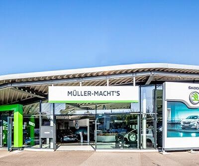 Skoda müller-macht's Autohaus Saarlouis