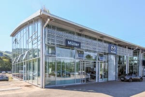 Mazda by Müller's Autohaus Trier