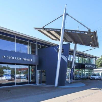 Peugeot Müller Autohaus Trier