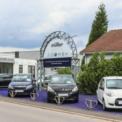 Die Auto-Galerie Gebrauchtwagenhändler Losheim am See