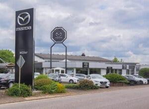 Mazda by Müller's Autohaus Losheim am See