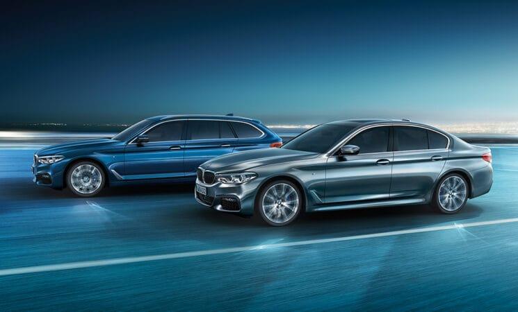 BMW 5er Range Müller-Dynamic