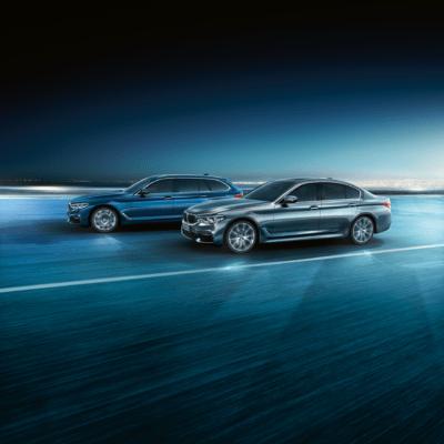 BMW-5er-Modelle-Gewerbeangebote