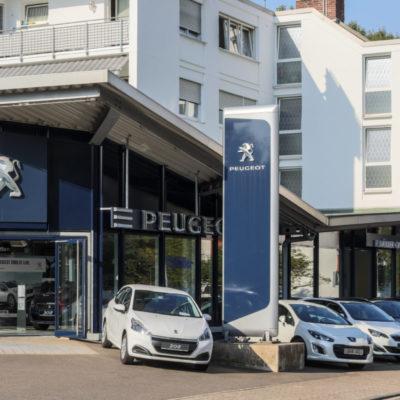 Peugeot Müller Autohaus Saarlouis
