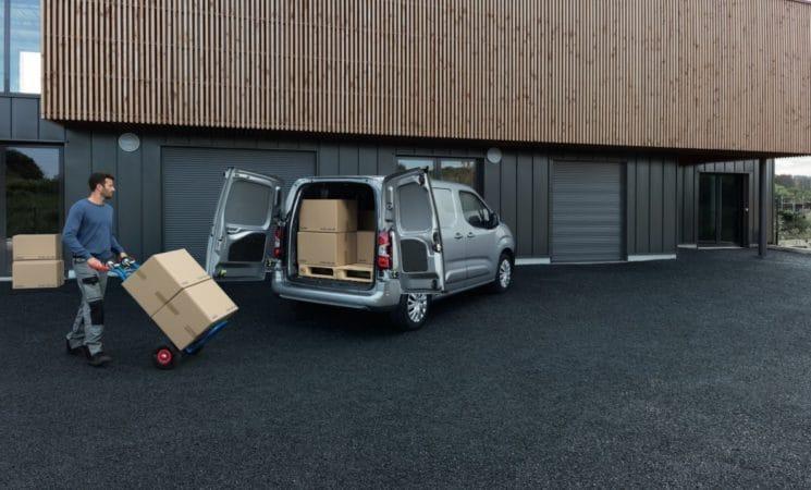 Peugeot Partner Kastenwagen Gewerbeangebot